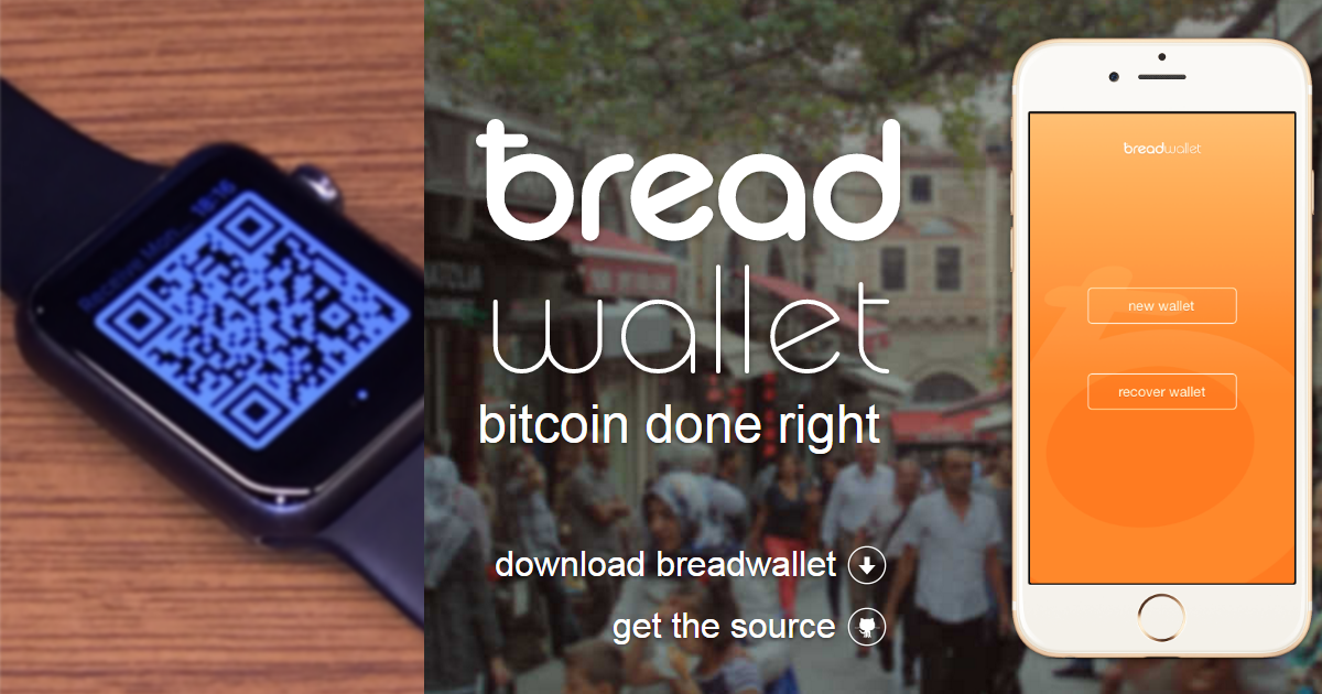 Breadwallet Feature