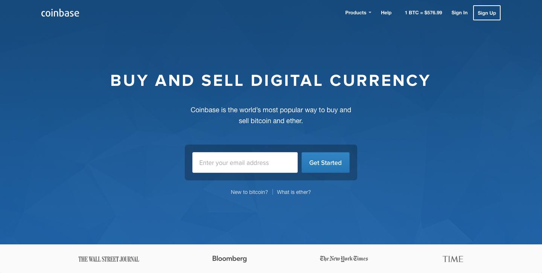 Coinbaseのウェブベースウォレット(ビットコイン&イーサリアム)使用体験レポート