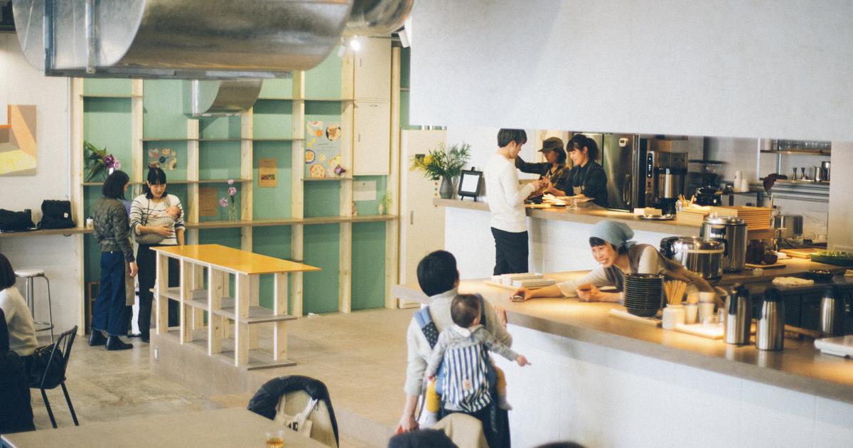 ガイアックスのオフィスの家庭料理カフェにてビットコイン決済を導入!