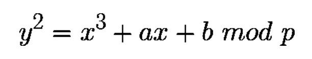 楕円曲線暗号