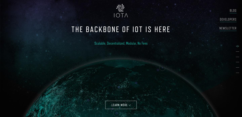 IoTのための仮想通貨IOTA