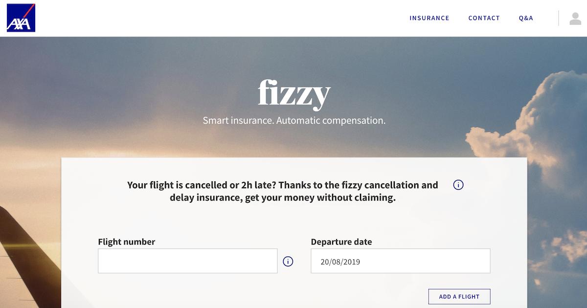 スマートコントラクトで航空機遅延保険を完全自動化するfizzy