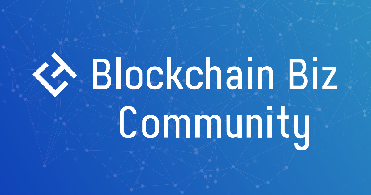 Blockchain Biz Community 入会案内